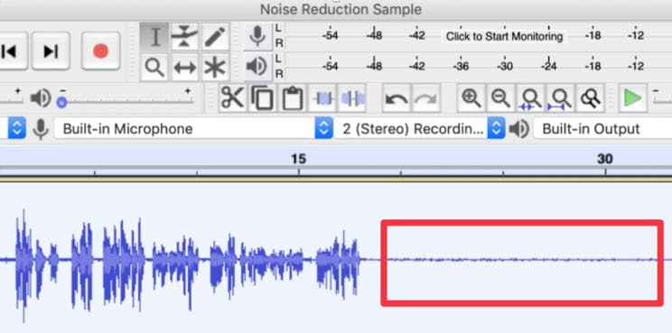 podcast bewerken in audacity