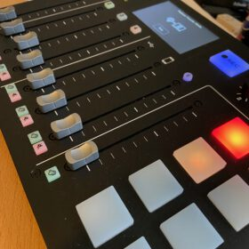 Podcast apparatuur