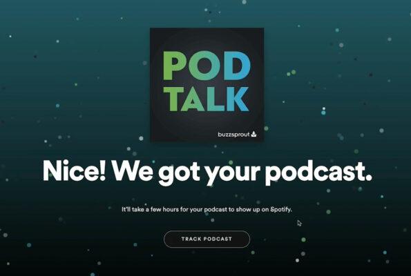 hoe plaats je een Podcast op Spotify