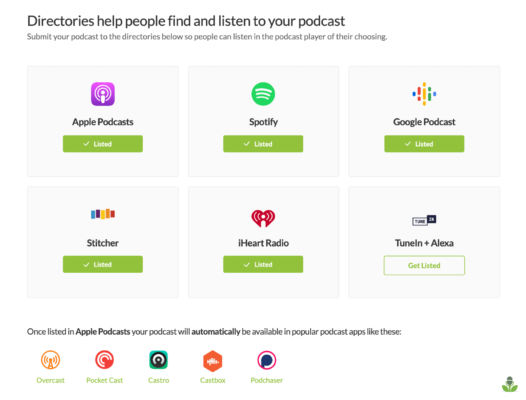 Apple Podcasts Listen
