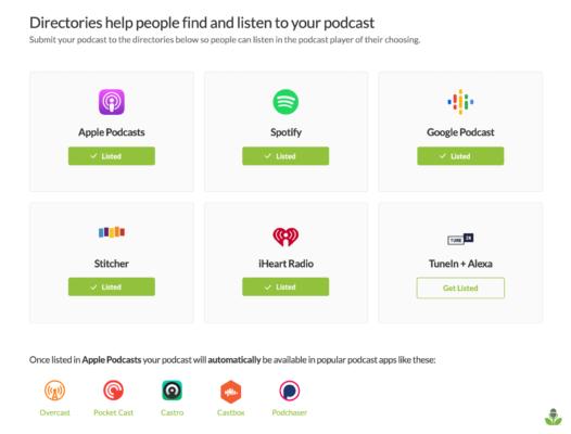 Apple Podcasts Listen